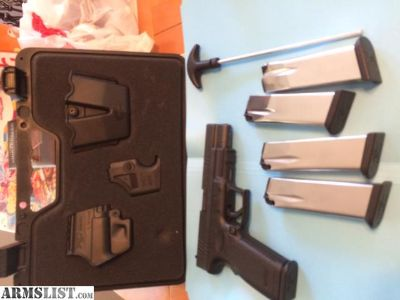 For Sale/Trade: Springfield XD 45 tactical