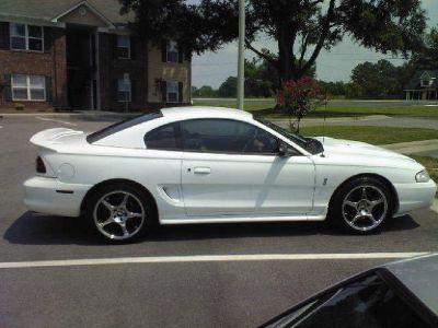 1998 Ford Mustang Cobra SVT