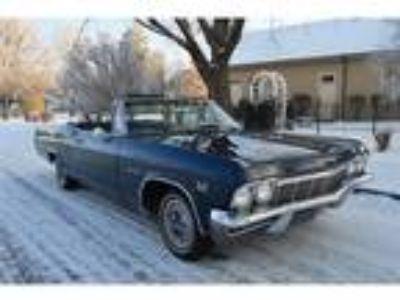 1965 Chevrolet Impala Super Sport Convertible 396
