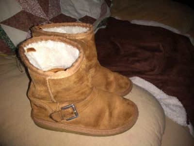 Size 13 girls boots