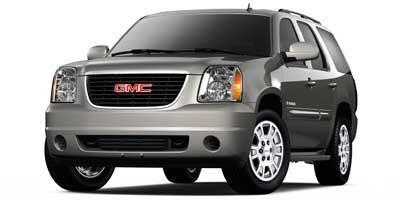 2008 GMC Yukon SLE (Stealth Gray Metallic)