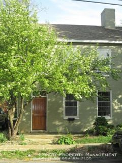 Townhouse Rental - 416 S Mill St