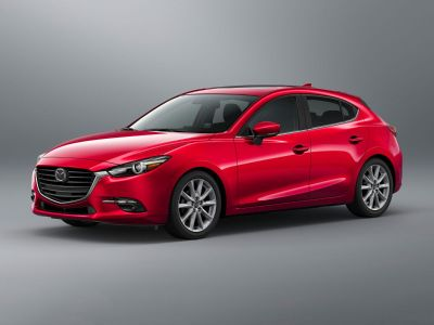 2018 Mazda Mazda3 Grand Touring (Red Metallic)