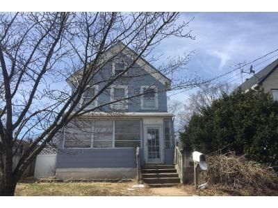 3 Bed 1 Bath Foreclosure Property in Hillside, NJ 07205 - Salem Ave