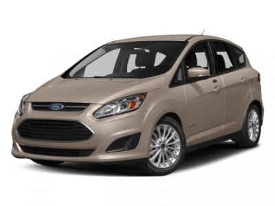 2018 Ford C-Max Hybrid Titanium (White Platinum Clearcoat Metallic)