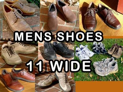 MENS SHOES 11W - My Collection for Weekday & Weekend
