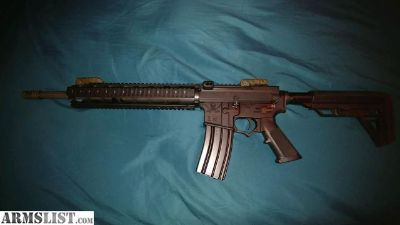 For Sale: Side Charge AR15