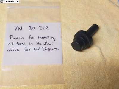 VW 30-212 Oil Seal Install Tool Dasher