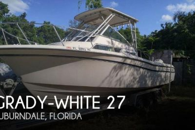 1994 Grady White Sailfish 25 Sport Bridge
