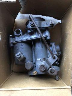 Solex 28PCI carburetor in box