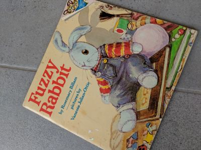 Fuzzy Rabbit by Rosemary Billam - Softcover - GUC