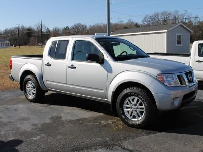 2014 NISSAN FRONTIER SVCrew Cab 5AT 4WD