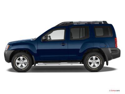 2009 Nissan Xterra Off-Road (Navy Blue)