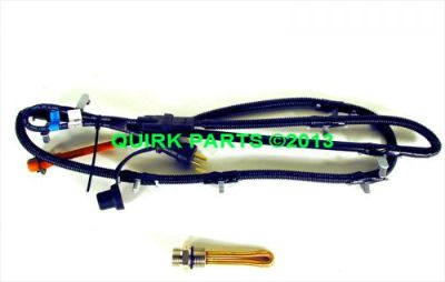 Sell 2005-2007 Ford Super Duty 6.0 V8 Diesel Engine Block Heater Cord Heater Assembly motorcycle in Braintree, Massachusetts, United States, for US $165.72