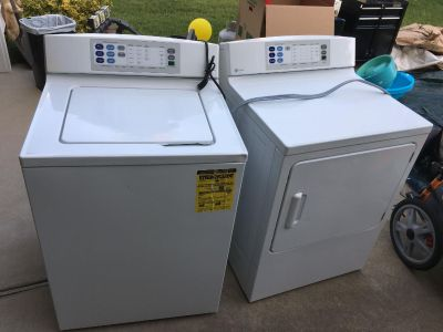 Washer and dry $100 for both