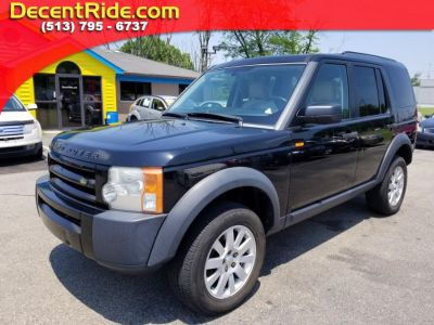 2006 Land Rover LR3 SE (Java Black)
