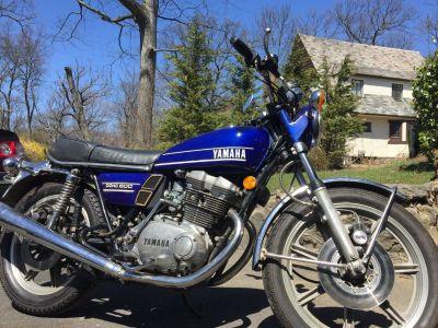 1974 Yamaha TX500
