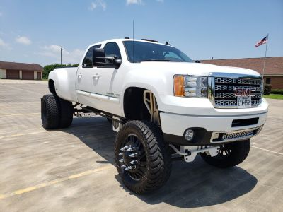 Sold,sold,sold 2008 GMC Denali 3500 dually monster truck