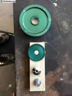 Competition Engineering pulley set