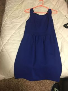 Boden navy dress with pockets