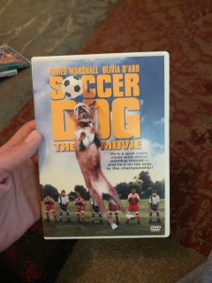 Soccer Dog - ppu (near old chemstrand & 29) or PU @ the Marcus Pointe Thrift Store (on W street)