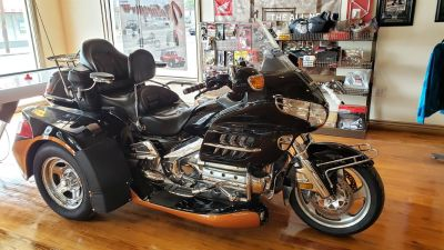 2003 Honda Goldwing 1800 TRIKE Trike (Black)