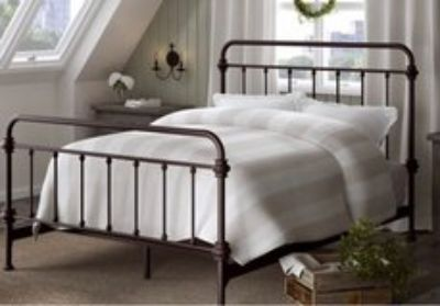 BRAND NEW Metal/Iron KING Bed