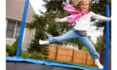 Sale on Thickest and Strongest Indoor Trampoline - Happy Trampoline