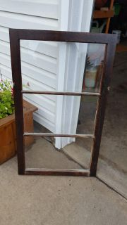 Old window. Great for Pinterest or craft projects.