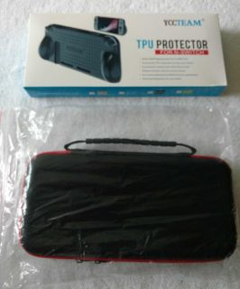 Carry & Grip Case for Nintendo Switch