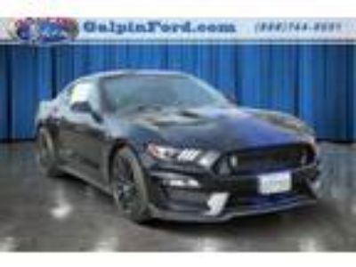 Certified 2016 Ford Mustang Shelby GT350 Coupe