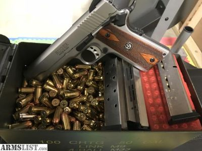 For Sale: Sr1911 with 1000+ rounds