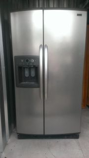 $600, Kenmore Stainless side by side fridge