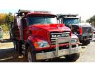 Used 2007 Mack GRANITE CTP713 for sale.