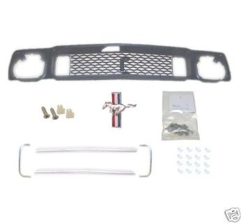 Buy 1973 MUSTANG MACH 1 GRILLE AND TRIM KIT motorcycle in Sheffield Lake, Ohio, US, for US $224.95