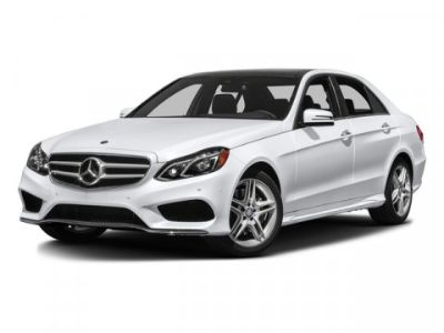 2016 Mercedes-Benz E-Class E350 Luxury (Iridium Silver Metallic)