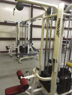$79,000, Life Fitness Signature Series 124 Pro2 Series 124 Hammer Strength Gym Package Save Money