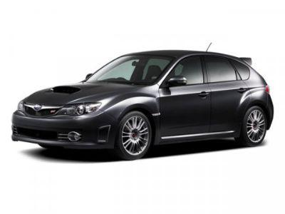 2009 Subaru Impreza WRX Base (Dark Gray Metallic)