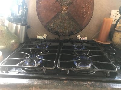 GAS 30 inch Cooktop