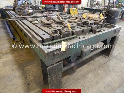 72 x 216 Heavy Duty T-SLOTTED Work-Table