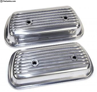 Bolt-on Aluminum Valve Covers
