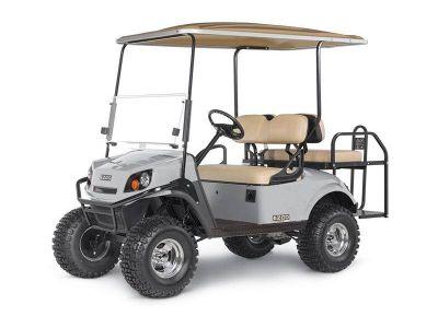 2018 E-Z-Go Express S4 Electric High Output Golf carts Golf Carts Gaylord, MI