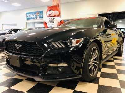 2017 Ford Mustang EcoBoost Premium Fastback (Shadow Black)