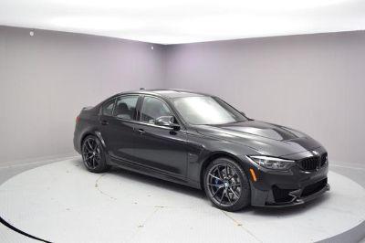 2018 BMW M3 (BLACK SAPPHIRE METALLIC)