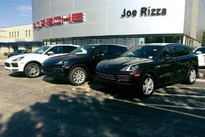 Rizza Porsche of Orland Park