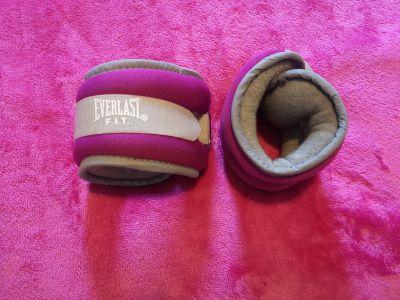 Everlast ankle weights