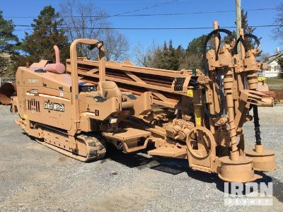 2012 Ditch Witch JT4020 Mach 1 Directional Drill