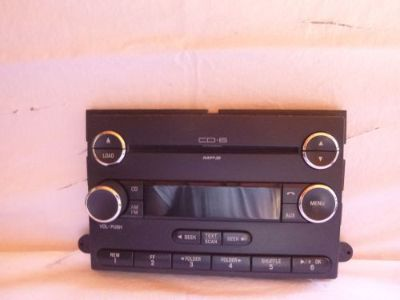 Purchase 08-10 Ford Expedition Premium Radio 6 Cd MP3 Face Plate 8L1T-18C815-JD G62118 motorcycle in Williamson, Georgia, United States