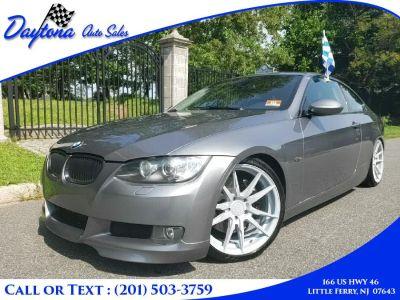 2009 BMW 3-Series 335xi (Atlantic Blue Metallic)