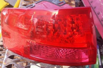 Buy 2004 2007 Audi A8 Taillight Lamp Tail Light right passenger trunk only. motorcycle in Bridgeview, Illinois, US, for US $299.99
